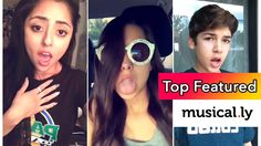 Top Featured Musical.lys of June 2016 | The Best Musical.ly Compilations