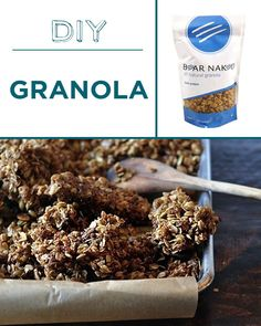 Granola. | 30 Foods You'll Never Have To Buy Again