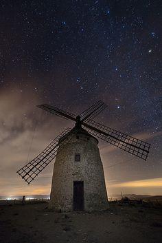 Don Quixote, Castilla-La Mancha, Spain