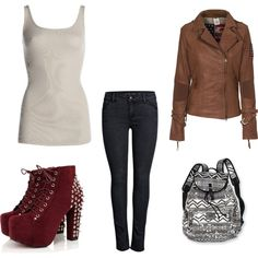 Outfit for Derek Hale One Shot #2