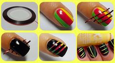 16 Easy Nail Art Tips You Can Do on Yourself! - Answers.com