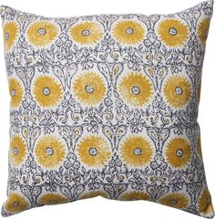 Riya Cotton Throw Pillow
