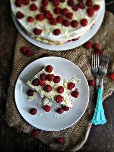 sweetsugarbean: Blush: Raspberry & White Chocolate Tiramisu