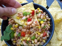 Mommy's Kitchen - Old Fashioned & Country Style Cooking: Texas Caviar {Recipe from The Lone Star State}