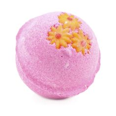 Pink Bath Bomb (6.40 AUD) ❤ liked on Polyvore featuring beauty products, bath & body products, body cleansers, fillers, makeup, bath, bath stuff and lush