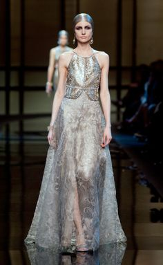 Armani Prive - Paris Haute Couture S/S 2014