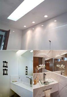 Tipos e intensidades de lâmpadas LED ideais para a sua casa, desde o banheiro, passando pela sala, quartos e até a cozinha! http://comprandomeuape.com.br/2016/06/intensidade-de-lampadas-led.html