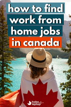 It's never been easier to work from home, Canada –as long as you know how to navigate the job market. \\ how to work from home in canada, legit work from home jobs in canada, work from home jobs in canada guide