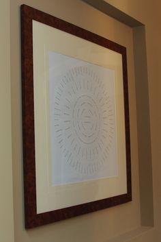 My DIY Artwork- Family Tree or Geneology Artwork