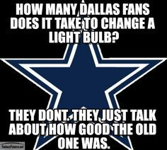 """or are decked out in Cowboys gear in an attempt to """"fit in"""". Cowboys Vs Packers, Texans Vs Cowboys, Dallas Cowboys Jokes, Texans Memes, Packers Funny, Houston Texans, Dallas Memes, Nfl Jokes, Funny Football Memes"""