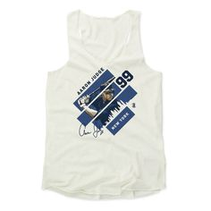 Aaron Judge Stripes B New York Y MLBPA Officially Licensed Womens Tank Top S-XL