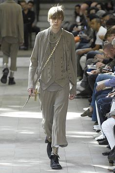 Number (N)Ine Spring/Summer 2008 Menswear Collection | British Vogue