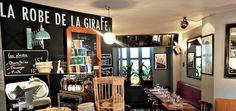La Robe de la Girafe, bar à vin  Metro Breguet Sabin, près de chez Zazou, 75011