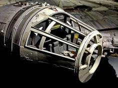 Millennium Falcon vintage model used in filming: 160329   Flickr