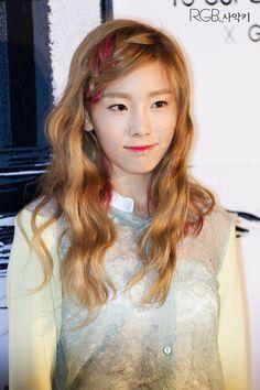 k-pop girl's generation (Tae Yeon)