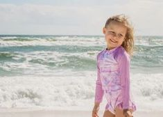 Girls Bathing Suits - Gili Mauve Tie-Dye Let her spend her days catching rays and splashing away in our uniquely designed lovable Kryssi Kouture Exclusive swimsuits! Our swimsuits come in a style for every little & big gal.