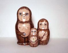 Sasquatch Family