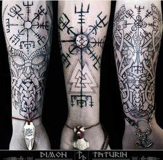 Tattoos And Body Art celtic tattoos Forearm Tattoos, Body Art Tattoos, Tribal Tattoos, Hand Tattoos, Sleeve Tattoos, Geometric Tattoos, Norse Mythology Tattoo, Norse Tattoo, Celtic Tattoos