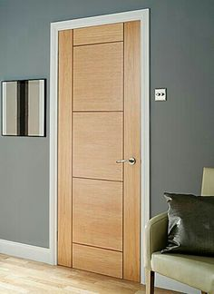 Nice Oak Doors, Entrance Doors, Wooden Doors, Contemporary Internal Doors,  Veneer Door