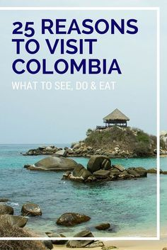 Planning travel to Colombia can be challenging because of the country's diversity and size. Here are 25 experiences to help you craft your perfect Colombia travel itinerary.