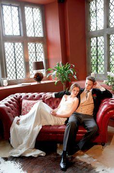 Elegant english wedding inspiration...engagement pic idea?