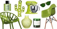 Greenery (codice 15-0343) secondo Pantone è il colore del 2017. Vediamo cosa scegliere e come abbinarlo in home decor e accessori moda. Greenery Home Decor, Fashion and Beauty Inspirations