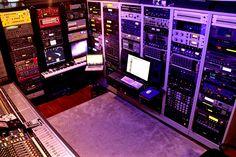 Family Studio - Mixing Room