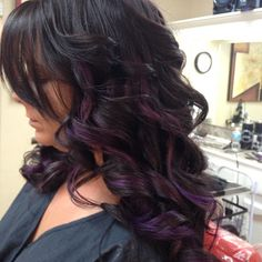 I really want to dye my hair purple. I think this will be enough to satisfy my cravings yet still land a job.