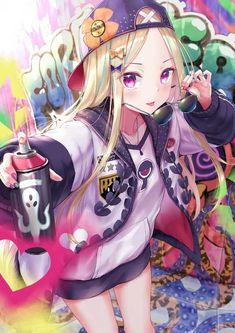 Welcoming Ereshkigal - Best Picture from Anime Manga and Games - Anime Neko, Chica Anime Manga, Otaku Anime, Cool Anime Girl, Pretty Anime Girl, Beautiful Anime Girl, Anime Girls, Loli Kawaii, Kawaii Anime Girl
