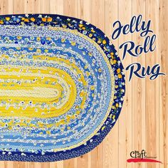 Making a Jelly Roll Rug get tips and tricks from our Design Team