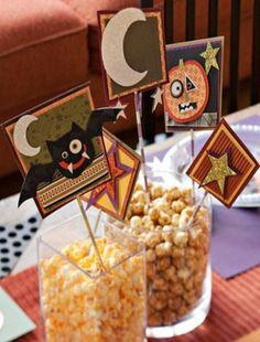 Manualidades de halloween cajitas para chuches for Decoracion halloween barata