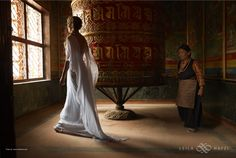 "LEILA HAFZI wedding collection - Royaye Sefid IV ""Resham Firiri"" 2014/15   Photo www.erikalmas.com"