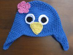 Zee D Bird Hat from Nick Jr Moose  $18.00 - for Alana's 1st birthday