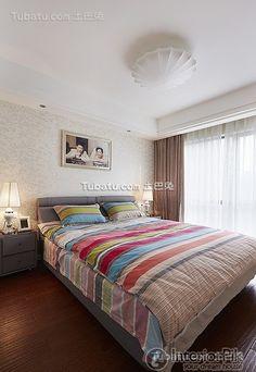 Simple luxury decoration bedroom design 2015