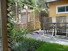 Trädgårdsglädje - en uteplats blir till