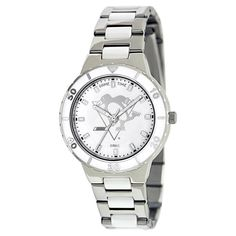 Women's Game Time NHL Pearl Sports Watch - Silver - Philadelphia Flyers