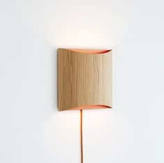 SOPHIE wall veneer lamp, copper Veneer Plywood, Plywood Walls, Diy Floor Lamp, Diy Woodworking, Natural Wood, Modern, Traditional, Lighting, Copper