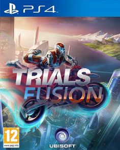 Buy #TrialsFusion for Sony PlayStation 4 from www.videogames.ae (#VideoGamesDubai) at discounted prices in #UAE.