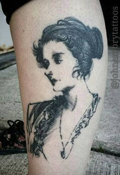 Marxist tattoos