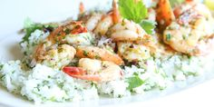 Best Salsa Verde Shrimp with Cilantro Rice-How To Make Salsa Verde Shrimp with Cilantro Rice—Delish.com