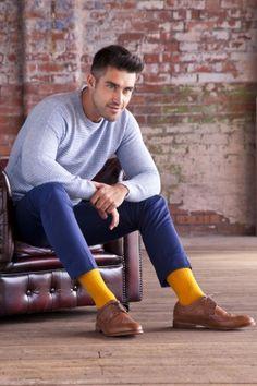 Falke Lhasa Rib Cashmere Blend Casual Socks £16.00