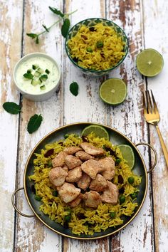 Poulet tandoori - Amandine Cooking Plats Weight Watchers, Weight Watchers Meals, Healthy Weeknight Dinners, Easy Meals, Healthy Dinner Recipes, Diet Recipes, Healthy Food, Healthy Meals, Best Dinner Recipes