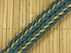 How to make a Raptor Tail Sinnet (Paracord 101)