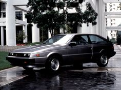 This 1986 Isuzu Impulse is a daily driven 5speed car with working