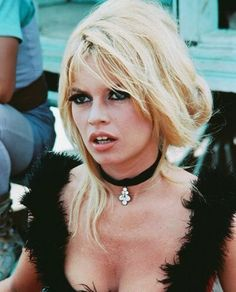 Brigitte Bardot beauty