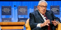 Henry Kissinger: The monster Hillary Clinton admires
