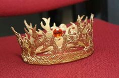 My DIY Game of Thrones crown.- aubz young