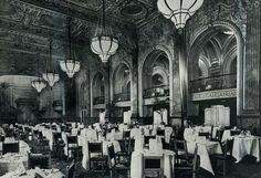 Inside The Grand Hotel. ..