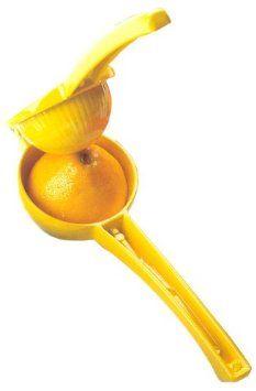 Amco Enameled Aluminum Lemon Squeezer: Kitchen & Dining: Amazon.com