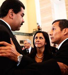 """Ollanta Humala sobre Nicolás Maduroo: """"Crisis de Venezuela viene de antes""""   LaRepublica.pe"""